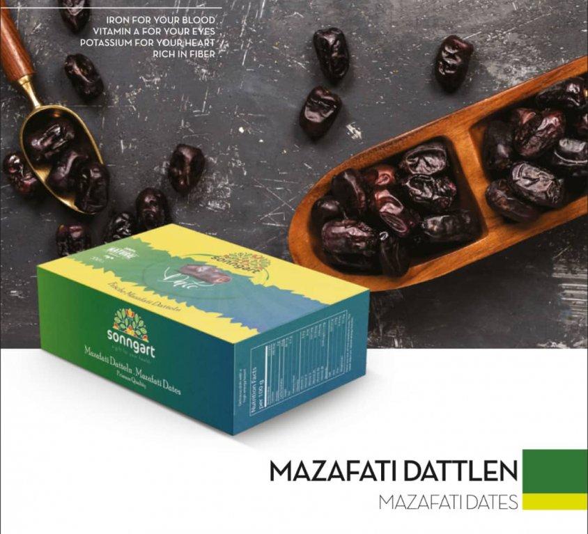 MAZAFATI DATTELN